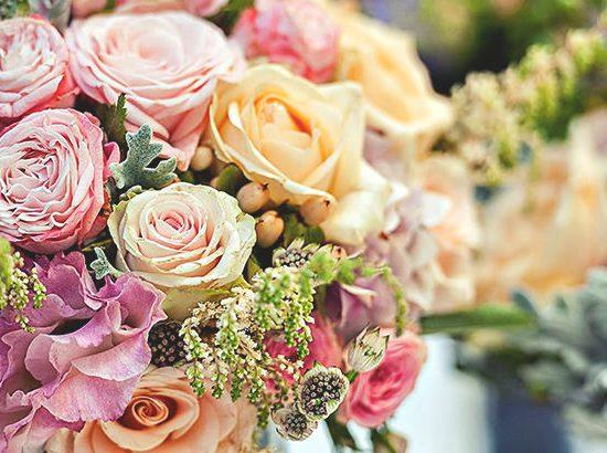 A 7 legnépszerűbb vágott virág az esküvői csokorban | Flora Kosch